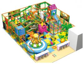 QX-106A used indoor playground equipment