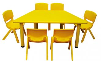 QX-194H  kids party tables and chairs
