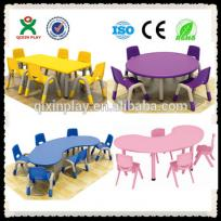 QX-193 kids schooltables and chairs