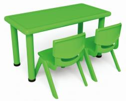 QX-194F preschool table and chairs