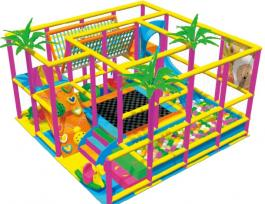 QX-107B  small indoor playground