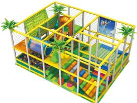 QX-107C Indoor playground