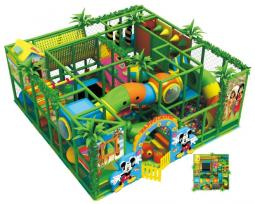 QX-107D indoor playground equipment