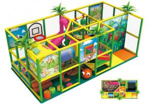 QX-108C indoor playground