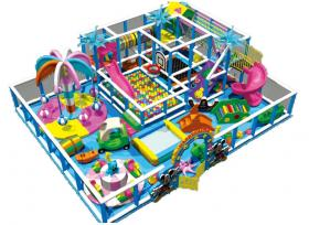 QX-108E indoor playground for kids