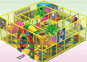 QX-109A  indoor playground for kids
