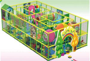 QX-109D indoor preschool playground