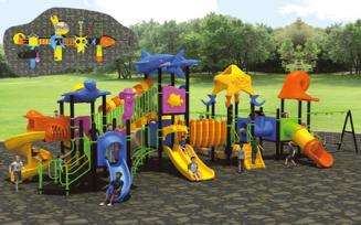QX-047A Animal Outdoor playground  $1500-15000/set
