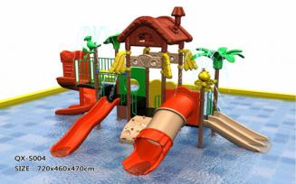 QX-S004 Water park slides $1500-15000/set