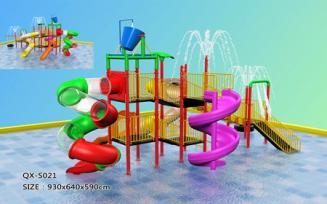 QX-S021 water park design build$1500-15000/set