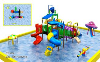 QX-S006 water theme park$1500-15000/set