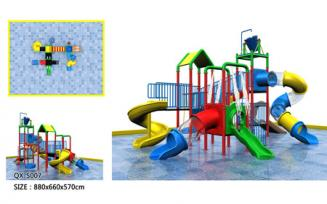 QX-S007 water park manufacture$1500-15000/set