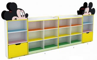 QX-199A  kids toy cabinet $200-$400/set