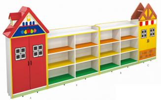QX-200A  kids toy cabinet $200-$400/set