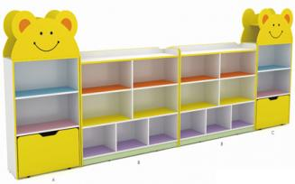 QX-200C  kids toy cabinet $200-$400/set
